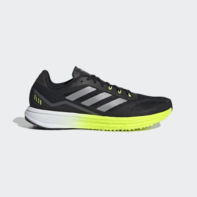 adidas SL20.2 (Black Yellow)
