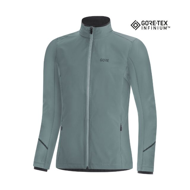 Gore Lady R3 Gore-Tex Infinium Partial Jacket (Grau)