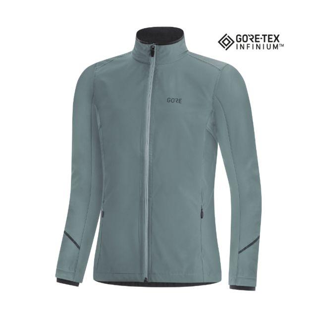 Gore Lady R3 Gore-Tex Infinium Partial Jacket (Grau)