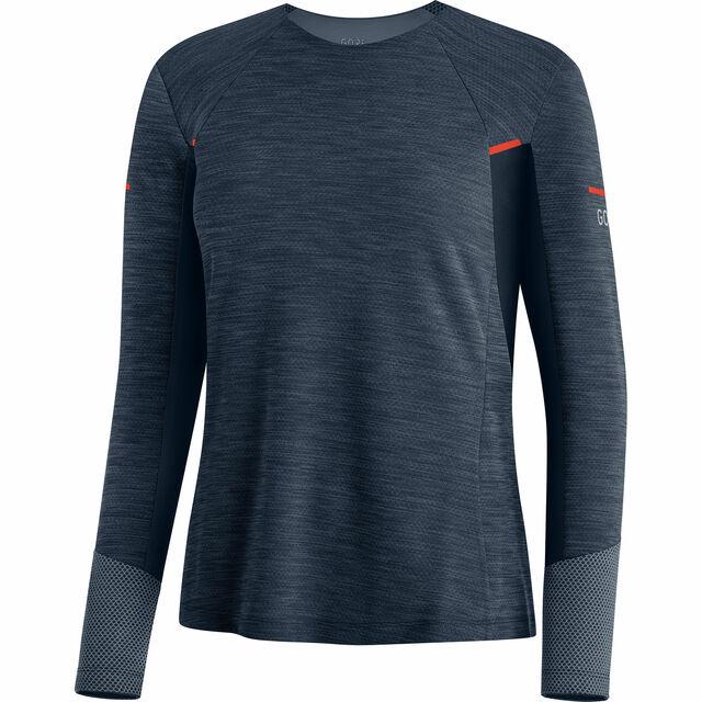 Gore Lady Vivid LS Shirt (Grau)