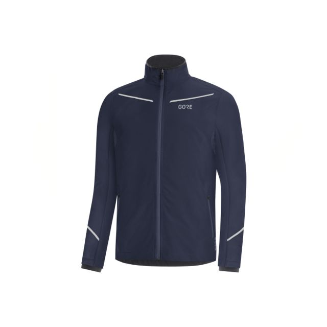 Gore R3 Gore-Tex Infinium Partial Jacket (Dunkelblau)