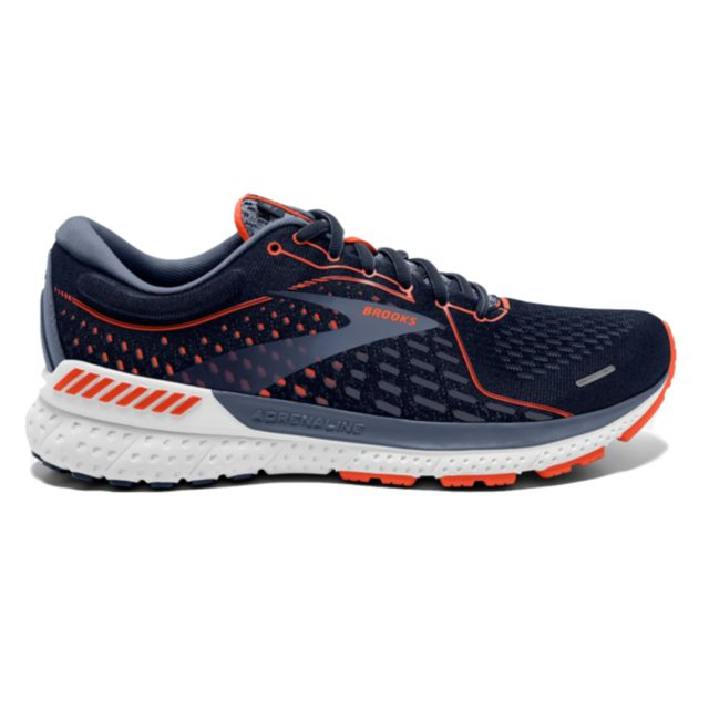 Brooks Adrenaline GTS 21 D (Navy Red Clay Grey)