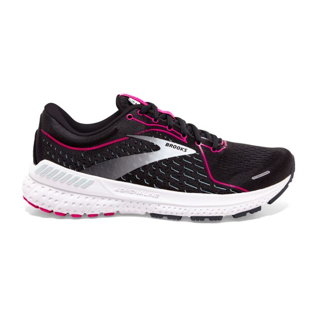 Brooks Lady Adrenaline GTS 21 B (Black Rasberry Sorbet Ebony)