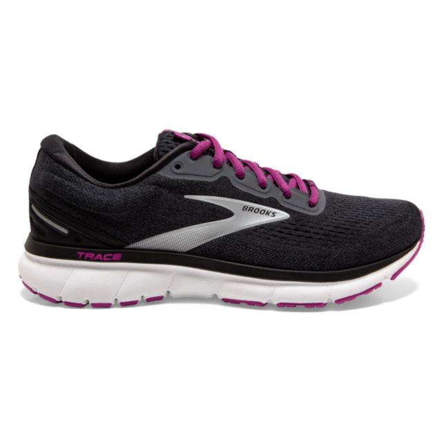 Brooks Lady Trace (Schwarz)