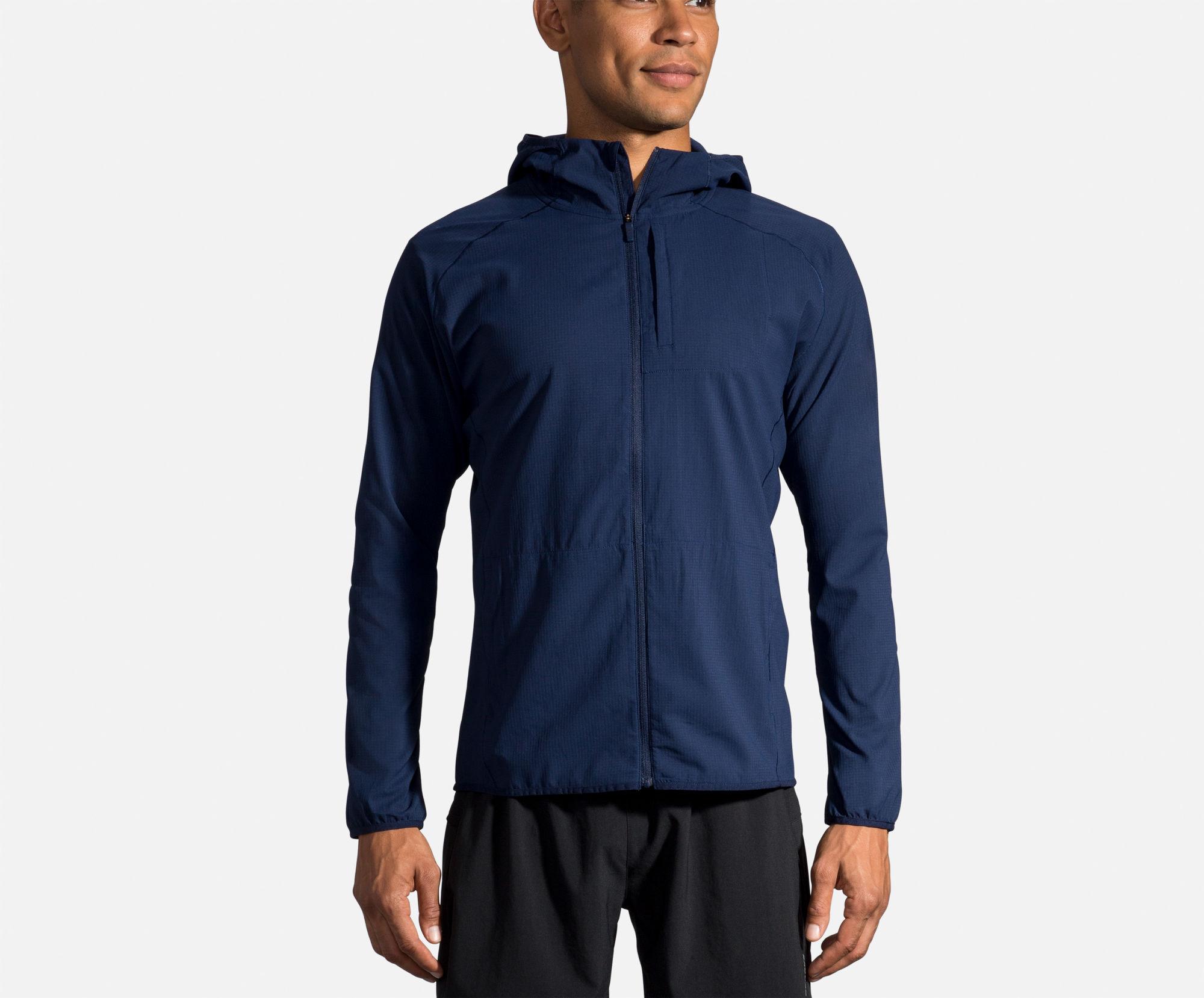 Brooks Canopy Jacket (Blau)