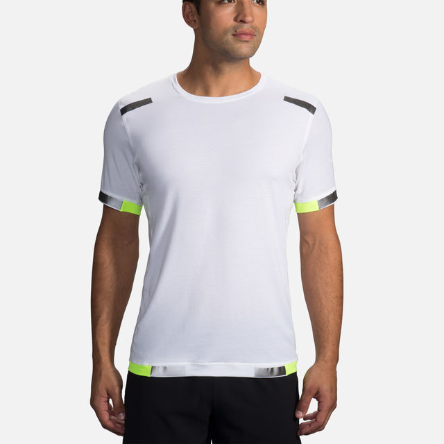 Brooks Carbonite Short Sleeve