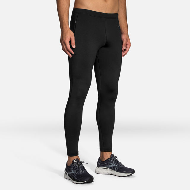 Brooks Momentum Thermal Tight (Schwarz)