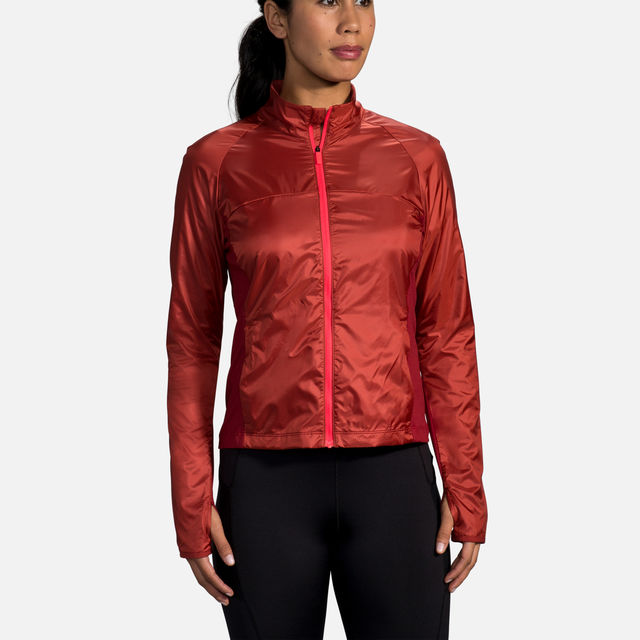 Brooks Lady Fusion Hybrid Jacket