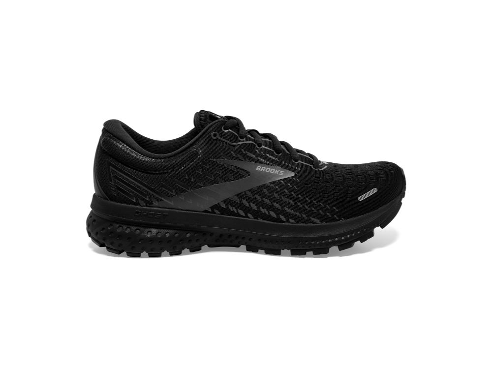Brooks Lady Ghost 13 D (Black)