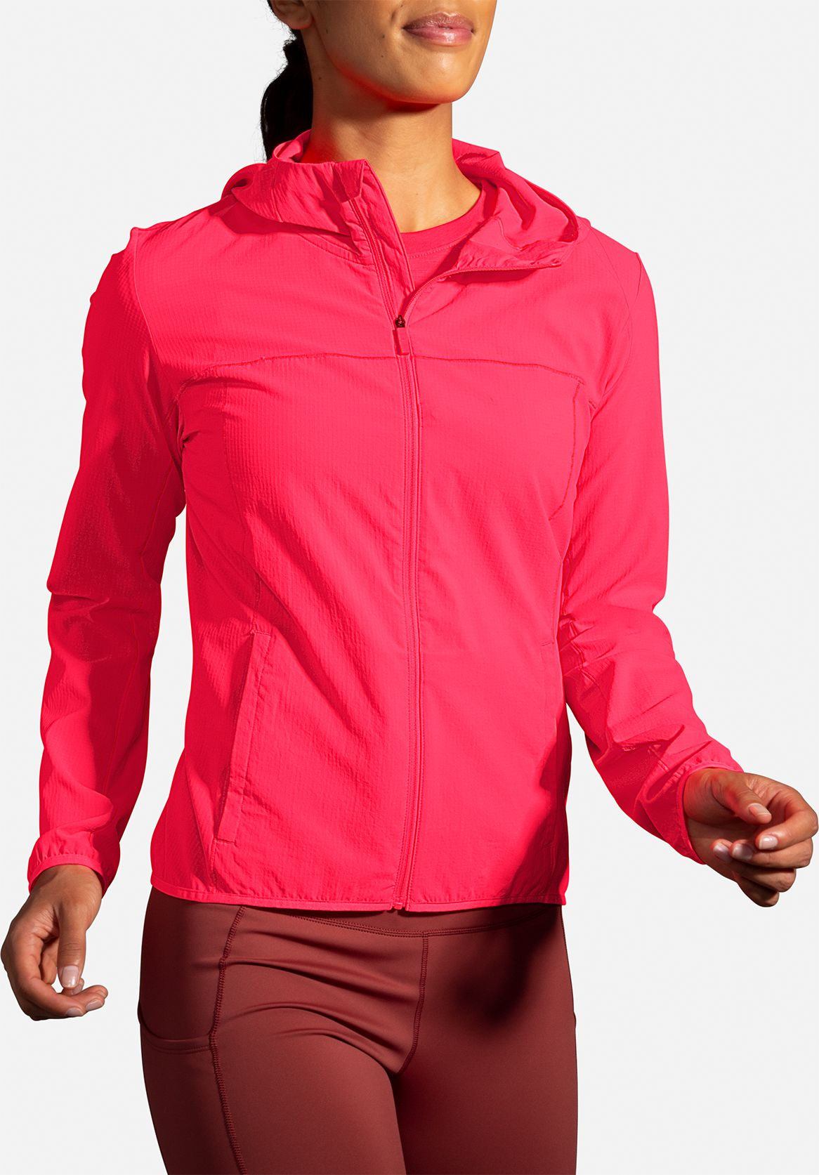 Brooks Lady Canopy Jacket (Fluoro Pink)