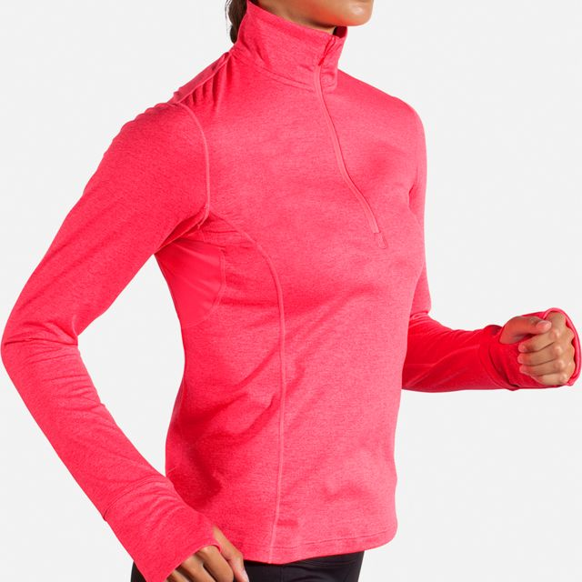 Brooks Lady Dash 1/2 Zip