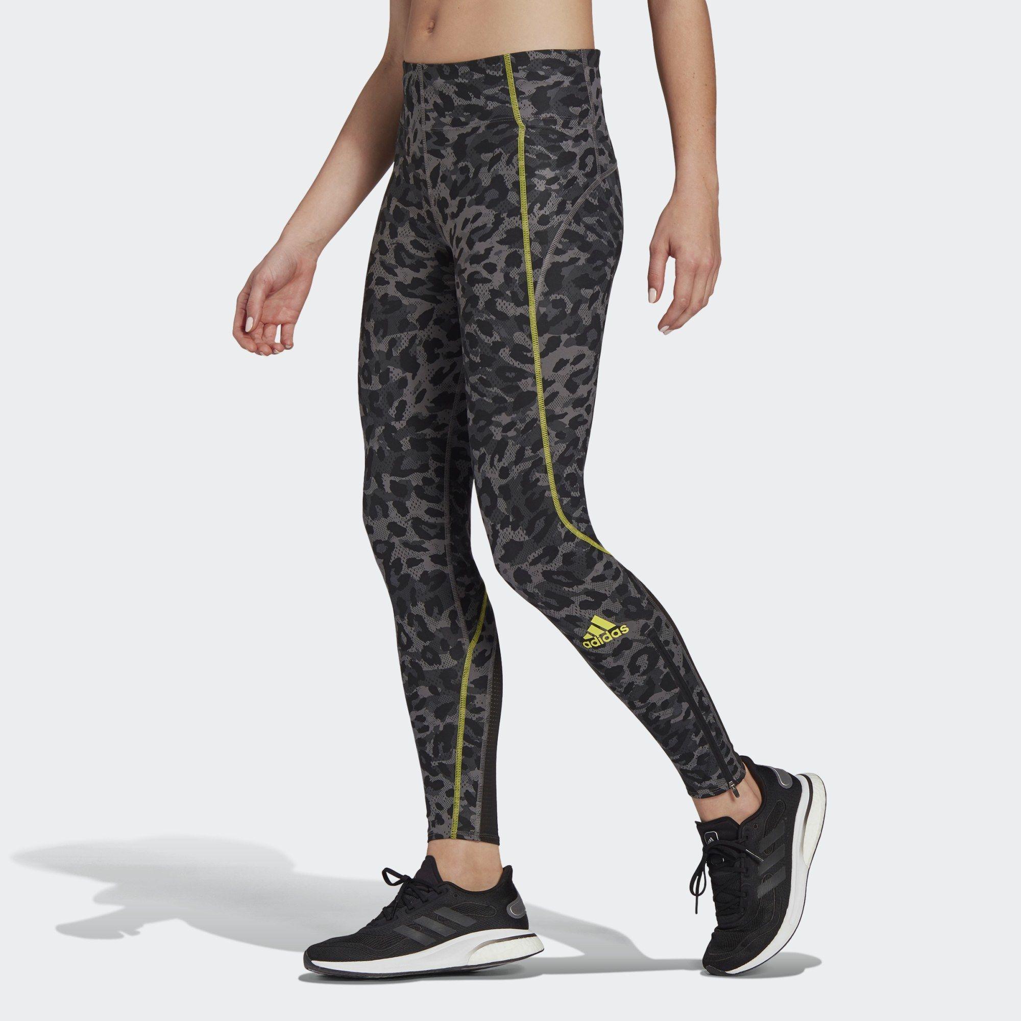 adidas Adizero Tight w (Grey Print)