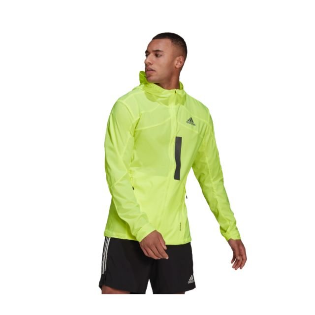 adidas Marathon Jacket (Yellow)