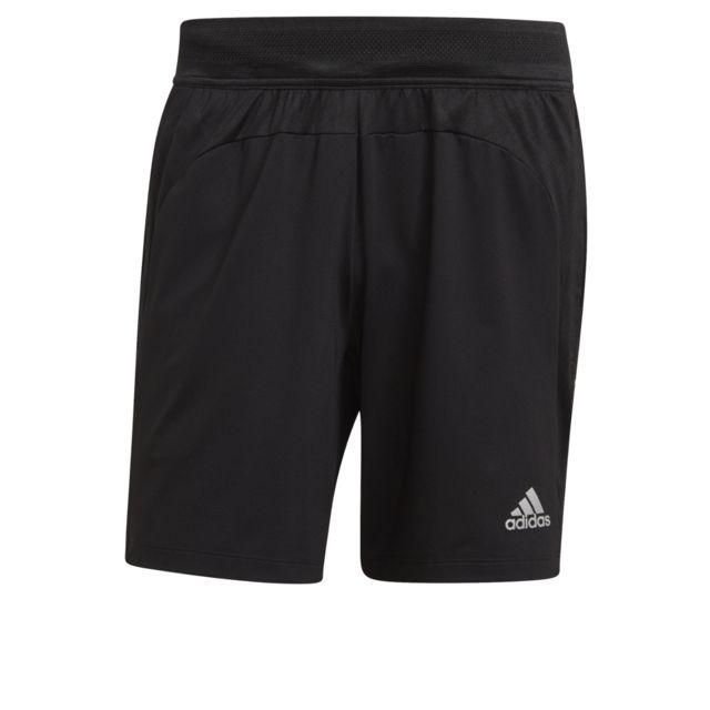 "adidas Heat Ready Short 7"" (Black)"