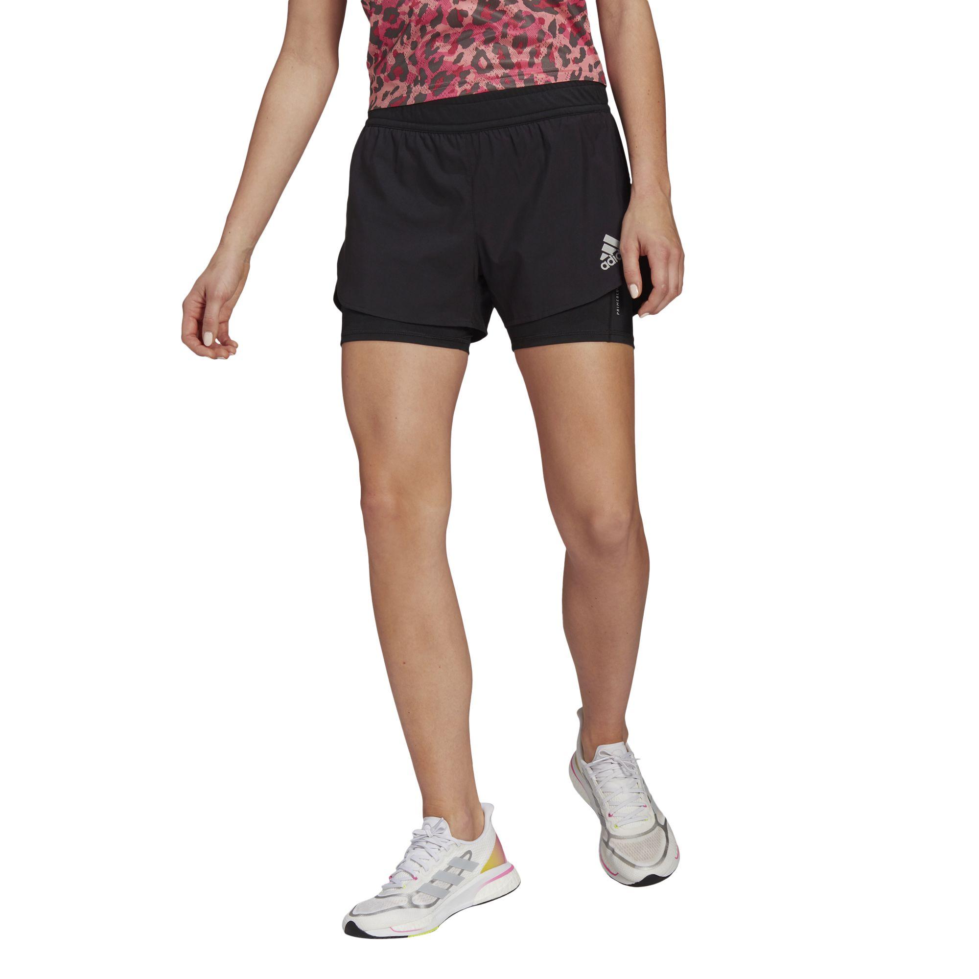 adidas P.Blue Shorts 2in1 w (Black)