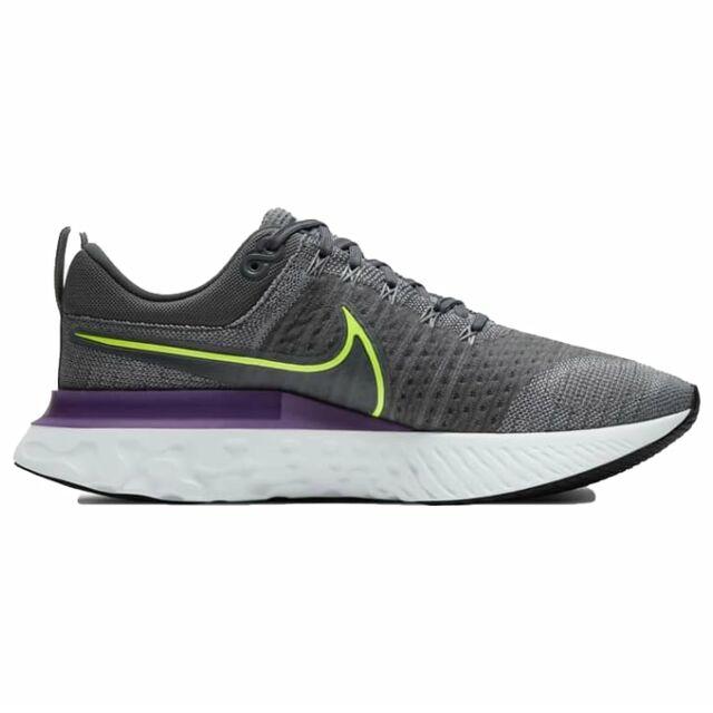 Nike React Infinity Run 2 (Grau Lila)