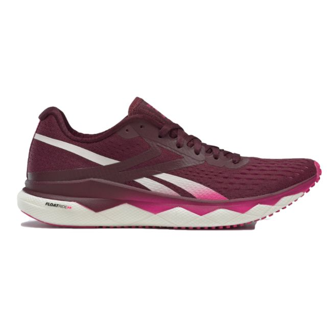 Reebok Lady Floatride Run Fast 2 (Maroon/White)
