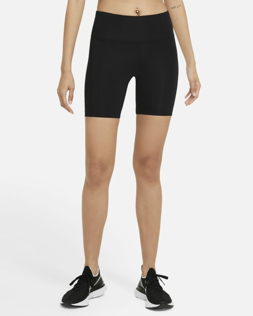 Nike Lady fast 7in tight (Schwarz)