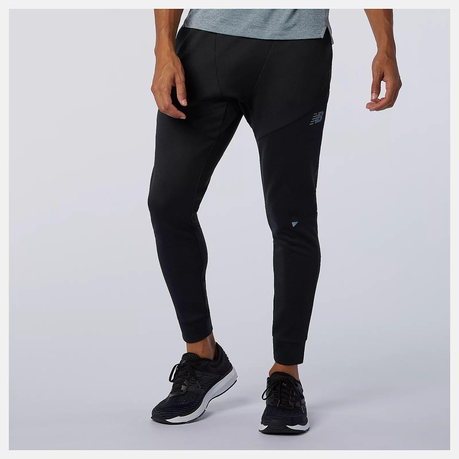 New Balance Q Speed Run Pant (Black)