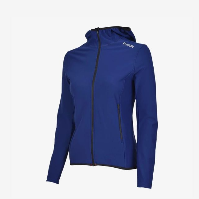 Fusion Lady C3+ Recharge Hoodie (Night)
