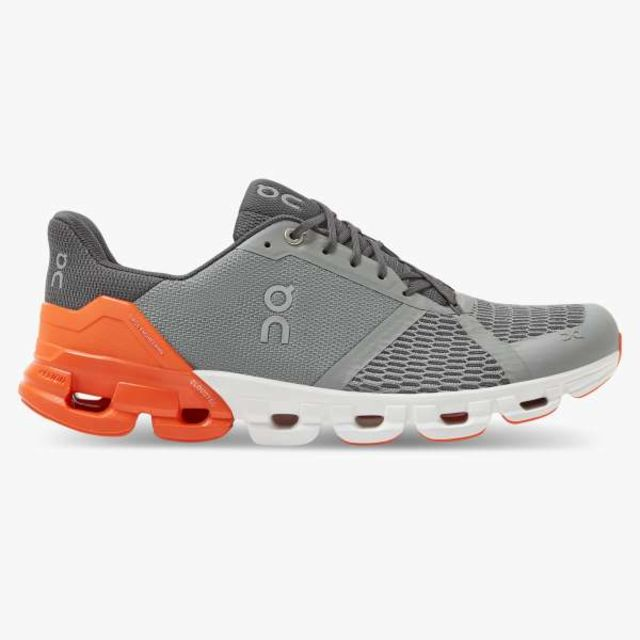 ON Cloudflyer 3 (Grey Orange)