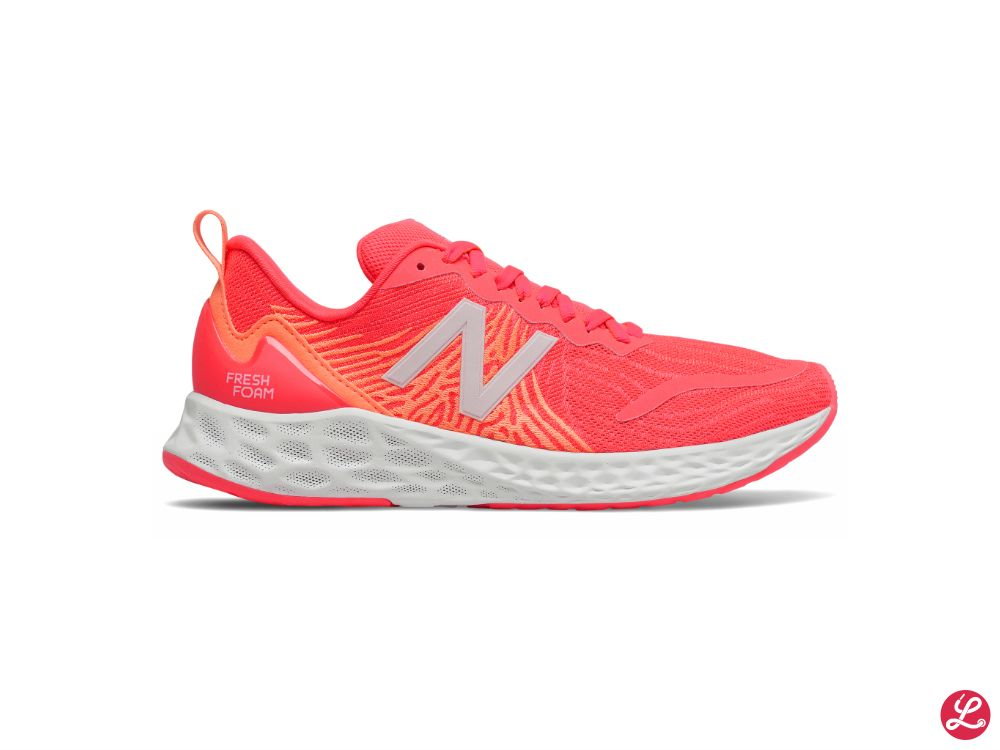 New Balance Lady Fresh Foam Tempo (Red)