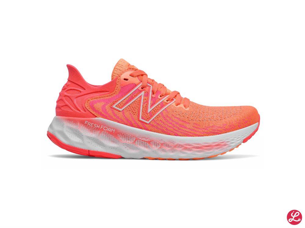 New Balance Lady Fresh Foam 1080v11 (Orange)