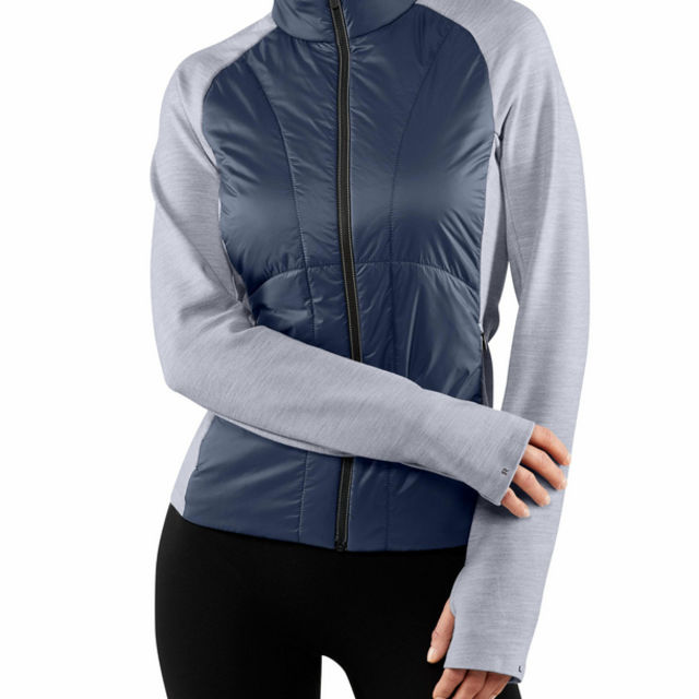Falke Damen Padded Jacket (Blau)