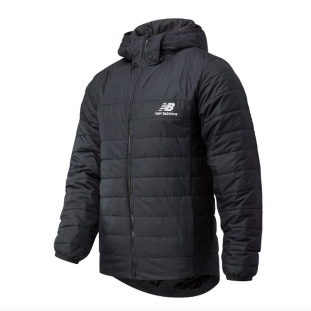 New Balance Athletics Terrain Ins 78 Jacket (Schwarz)