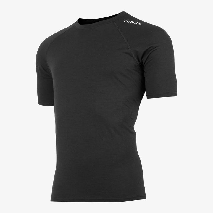 Fusion C3 Merino T-Shirt (Blau)