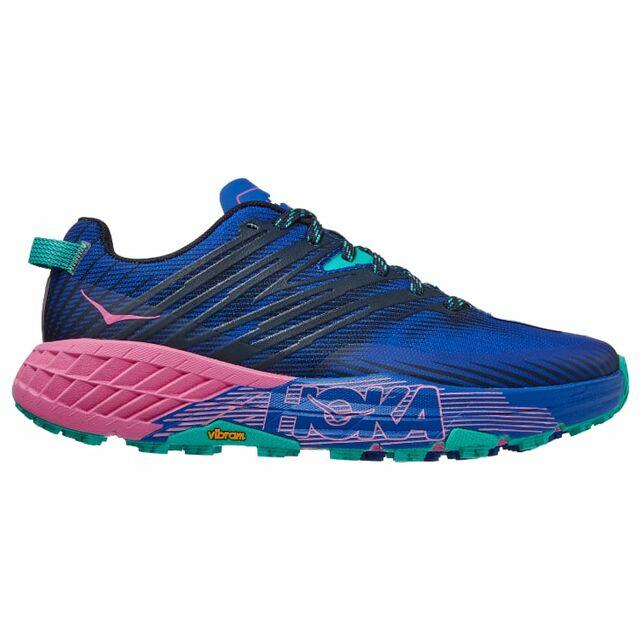 Hoka One One Lady Speedgoat 4 (Dazzling Blue Phlox Pink)