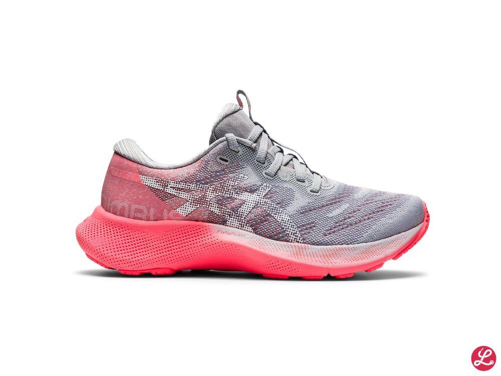 Asics Lady Nimbus Lite 2 (Grey Coral)