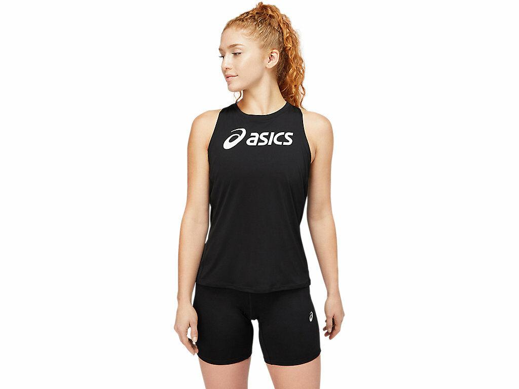 Asics Lady Core Sprinter (Performance Black)