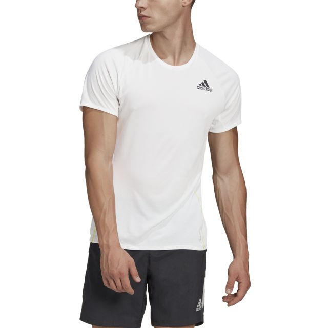 adidas Adi Runner Tee (White)