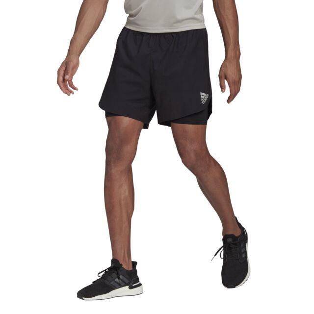 adidas AZ Split Short (Schwarz)