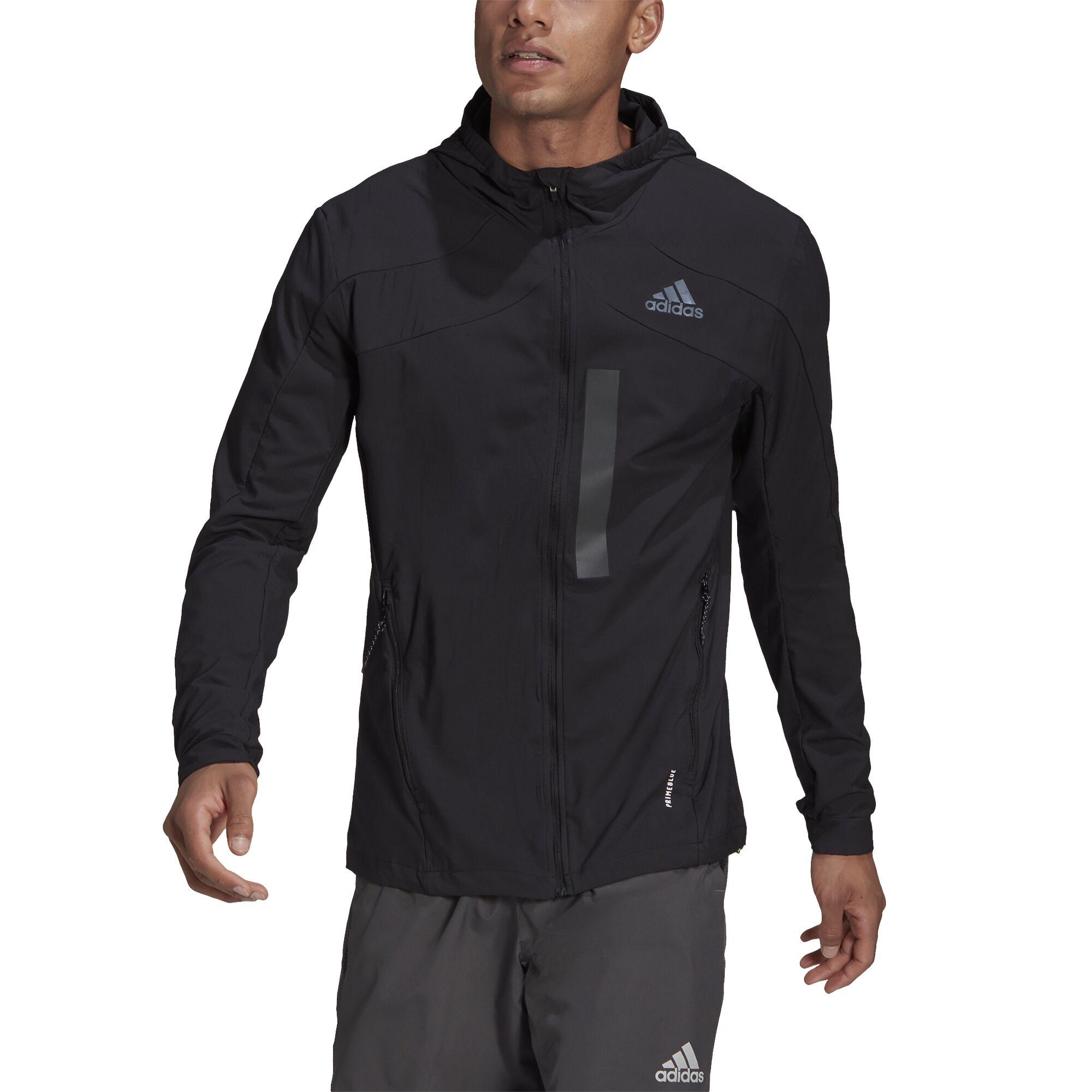 adidas Marathon Jacket (Black)