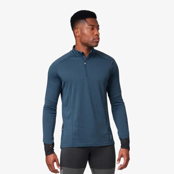 ON Weather Shirt (Storm Navy)