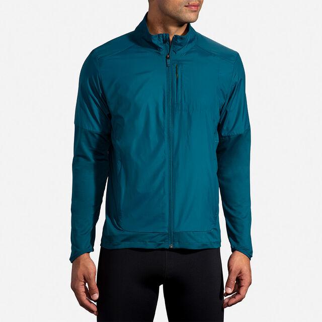 Brooks Fusion Hybrid Jacket (Alpine)