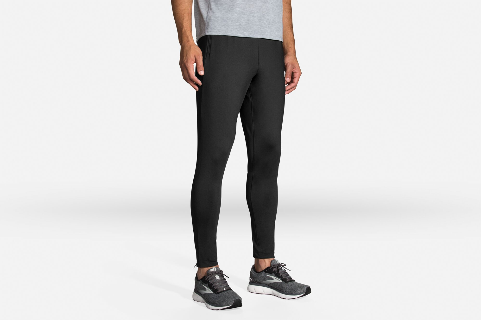 Brooks Spartan Pant (Black)