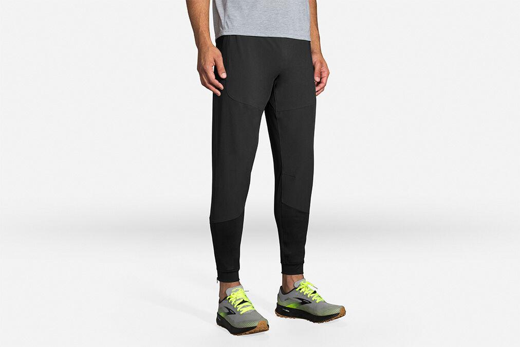 Brooks Switch Hybrid Pant (Black)
