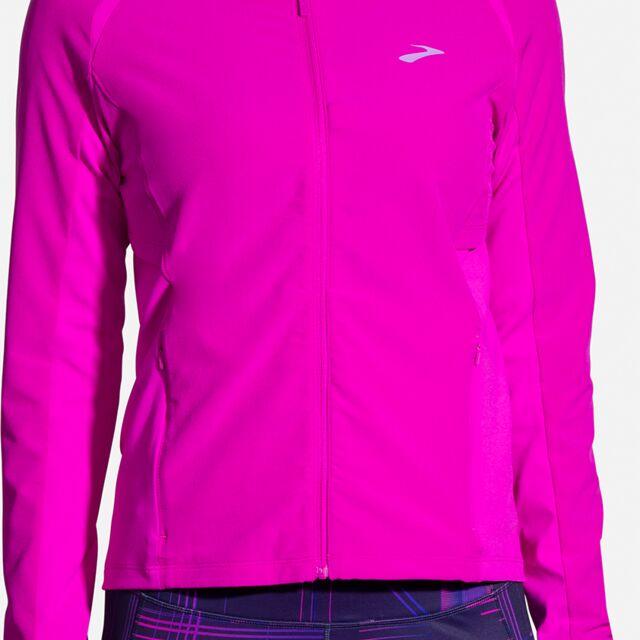 Brooks Lady Fusion Hybrid Jacket
