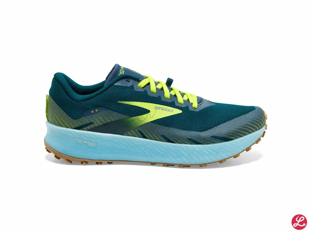 Brooks Catamount (Blue Lime Biscuit)