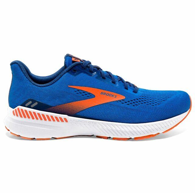 Brooks Launch GTS 8 2E (Blue/Orange/White)