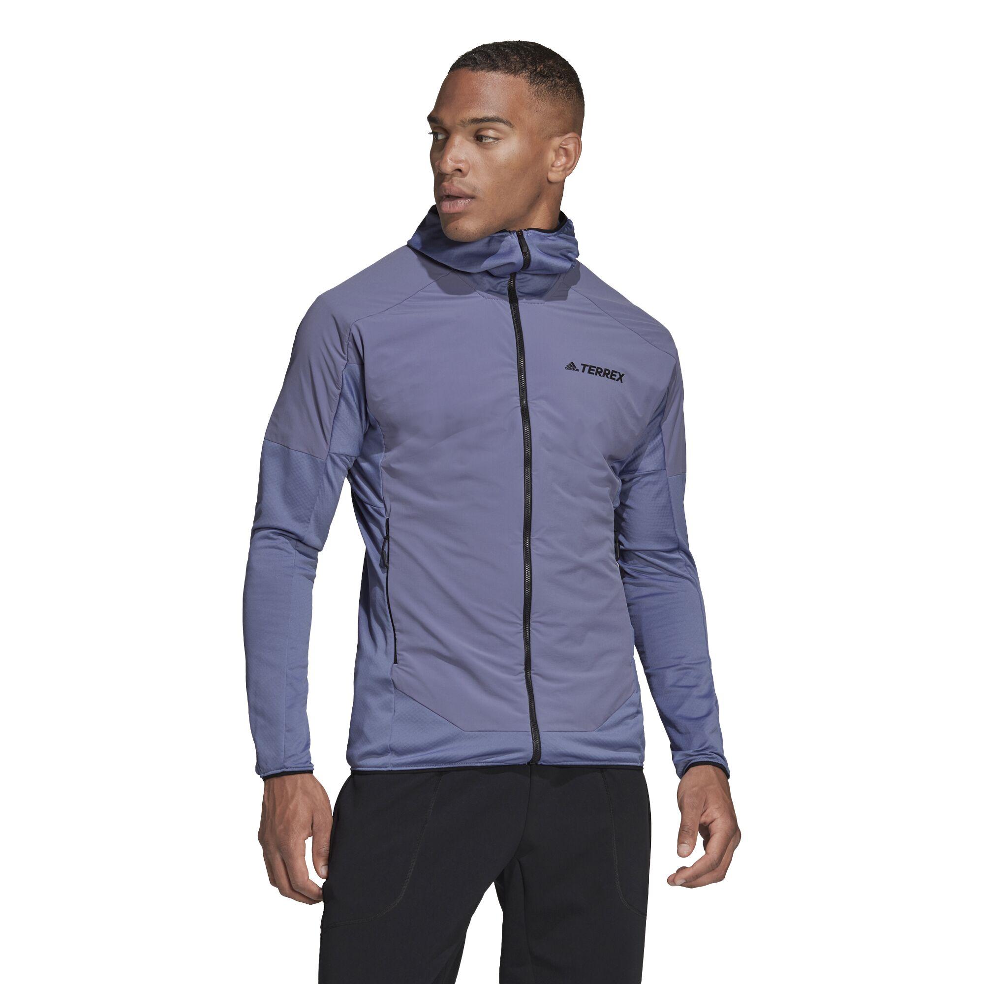 adidas Skyclimb Fleece Jacket (Orbit Violet)