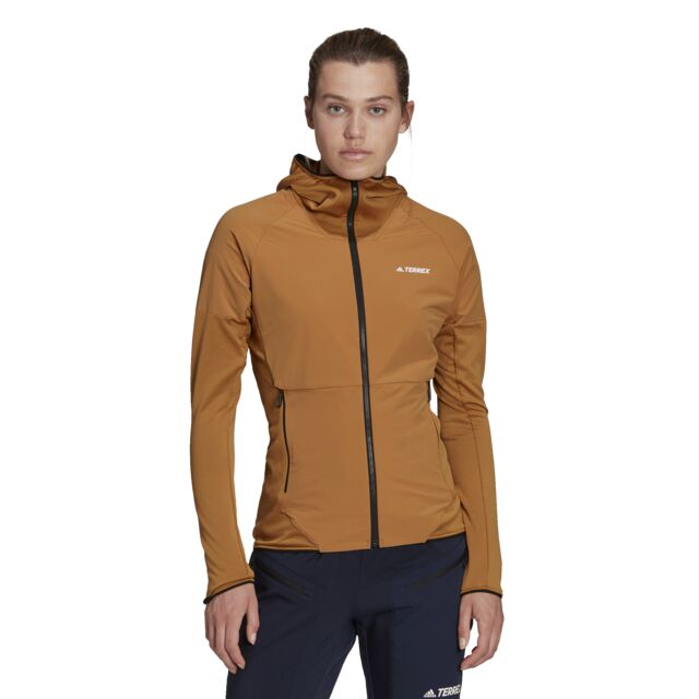 adidas Lady Skyclimb Fleece Jacket (Mesa)