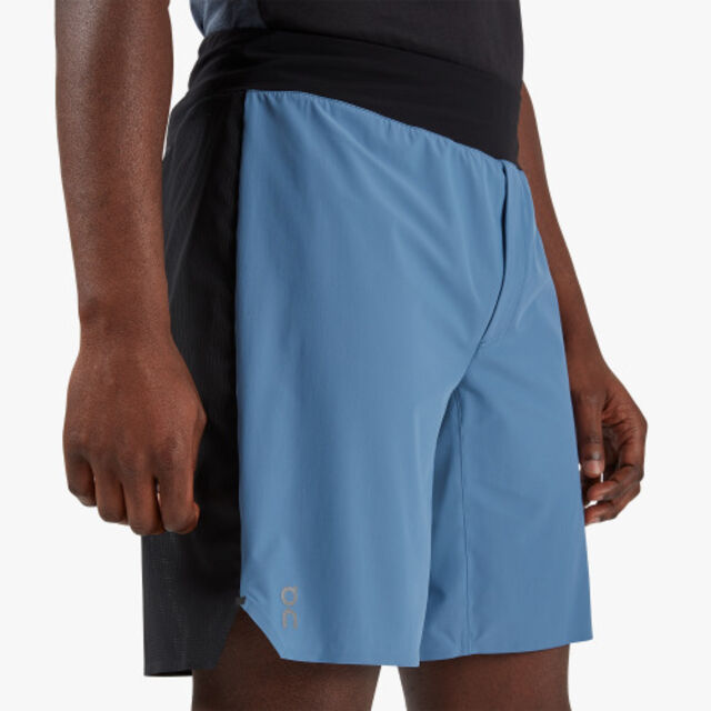 ON Lightweight Shorts (Cerulean Black)