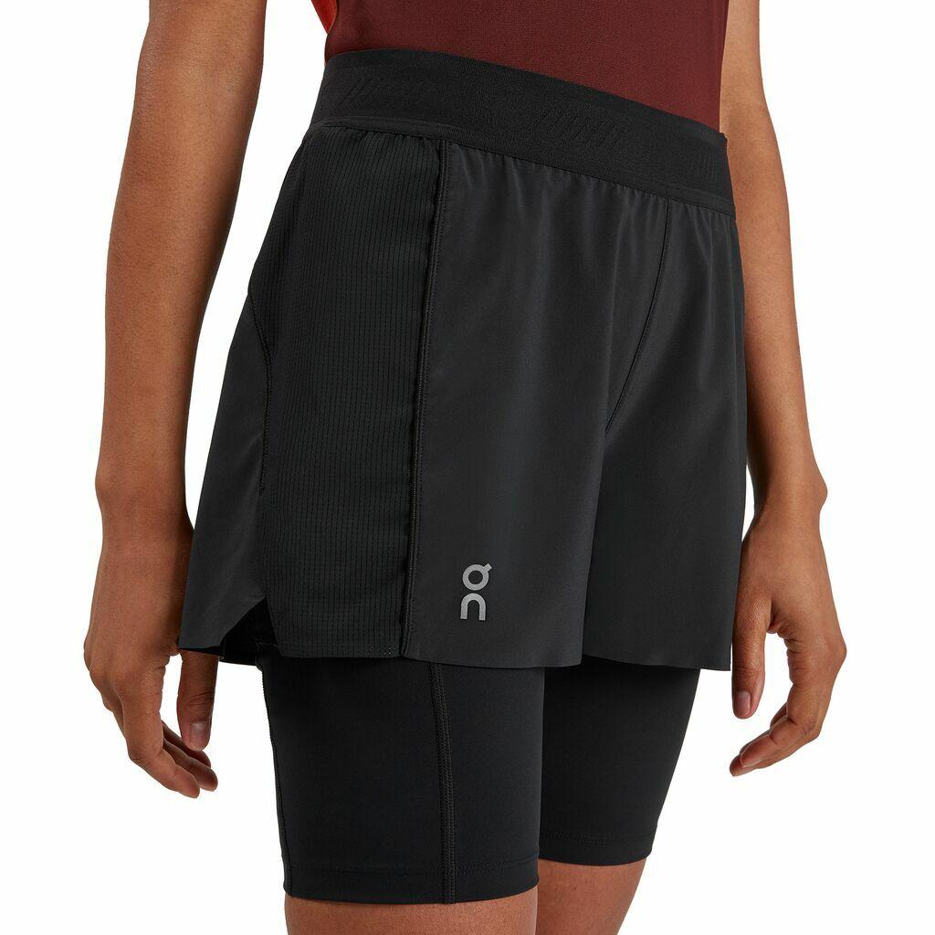 ON Lady Active Shorts (Black)