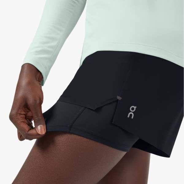 ON Lady Running Shorts (Black)