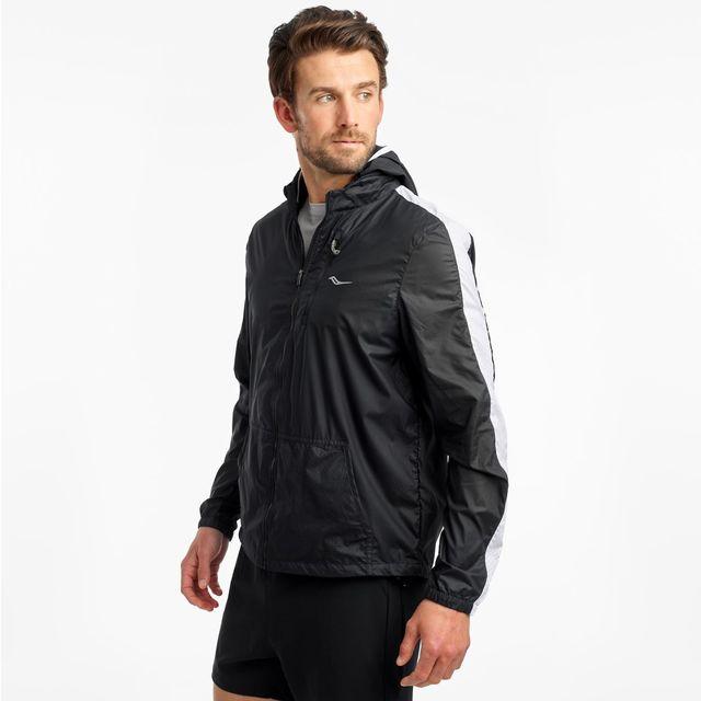 Saucony Packway Jacket (Black)