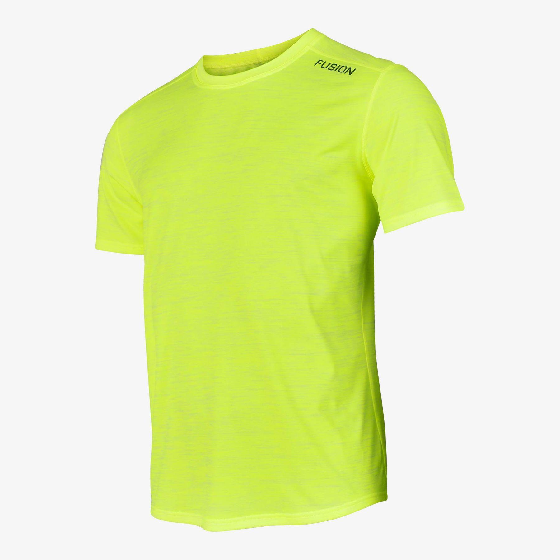 Fusion C3 T-Shirt (Yellow)